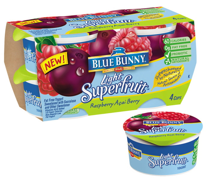 BB Superfruit Yogurt