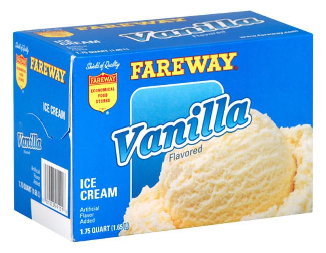 Private Label_Fareway Vanilla